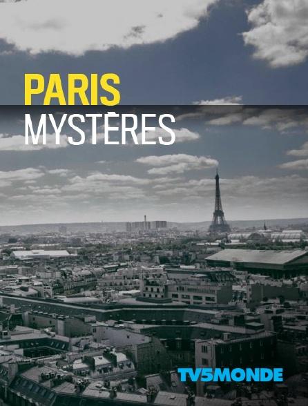 TV5MONDE - Paris mystères