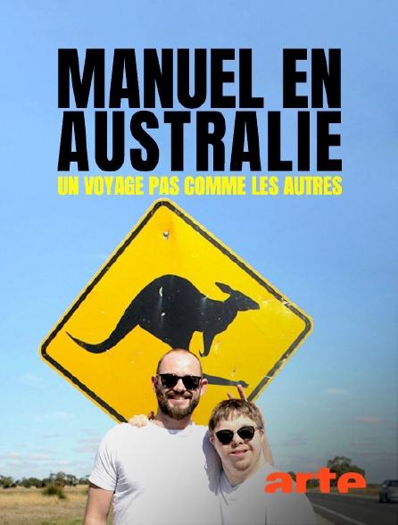 Arte - Manuel en Australie, un voyage pas comme les autres