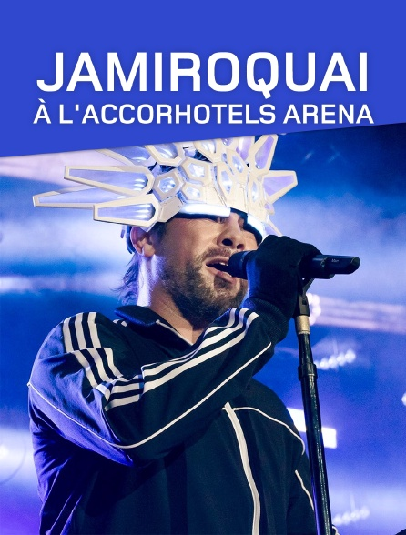 Jamiroquai à l'AccorHotels Arena