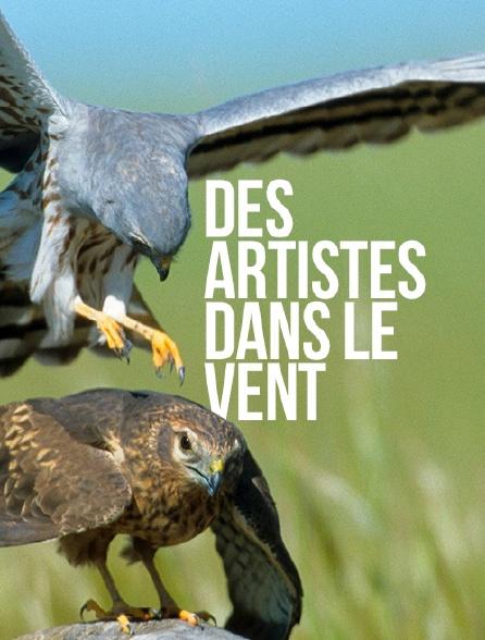Des artistes dans le vent