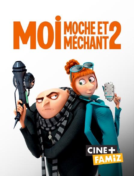 Ciné+ Famiz - Moi, moche et méchant 2