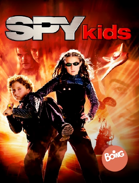 Boing - Spy Kids