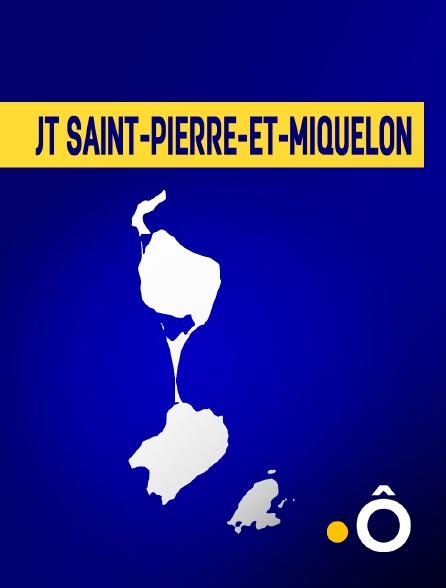 France Ô - Journal Saint-Pierre-et-Miquelon