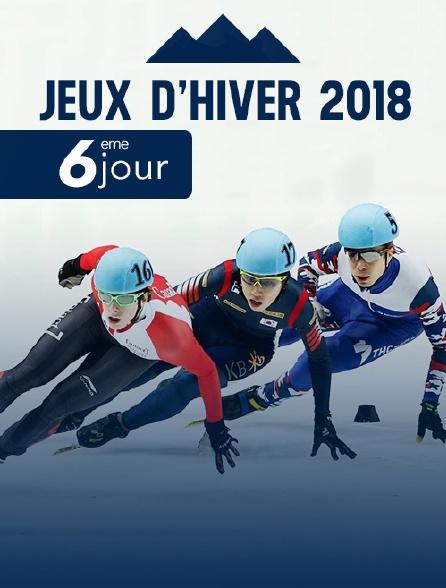 Jeux Olympiques 2018 : 6ème jour