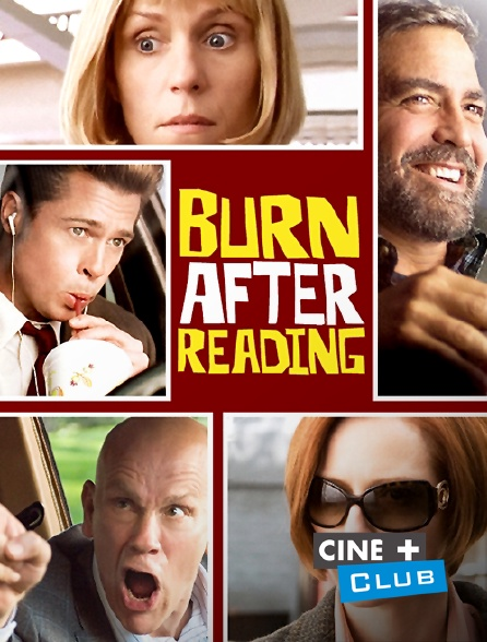 Ciné+ Club - Burn After Reading