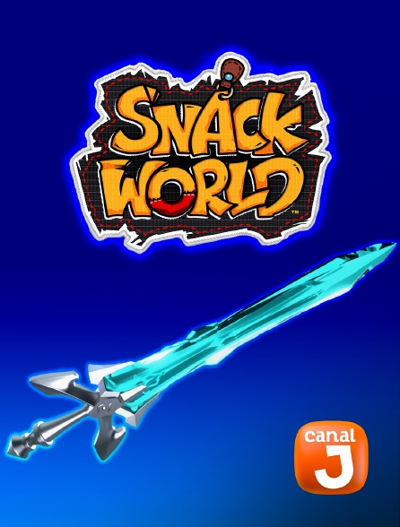 Canal J - Snack World : on va croquer du méchant