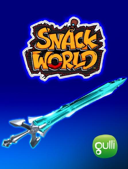 Gulli - Snack World : on va croquer du méchant