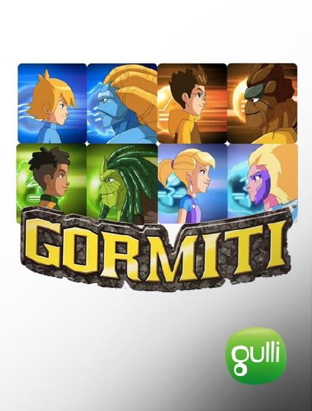 Gulli - Gormiti