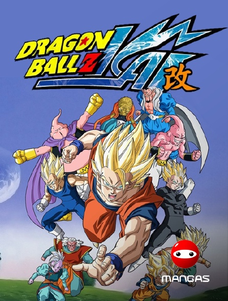 Mangas - Dragon Ball Z Kai en replay