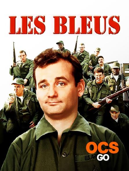 OCS Go - Les bleus