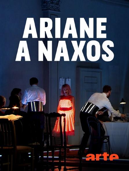 Arte - Ariane à Naxos