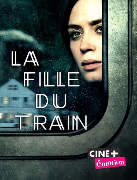 Ciné+ Emotion - La fille du train