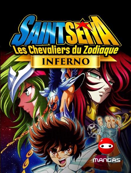 Mangas - Saint Seiya - Les chevaliers du Zodiaque : Inferno