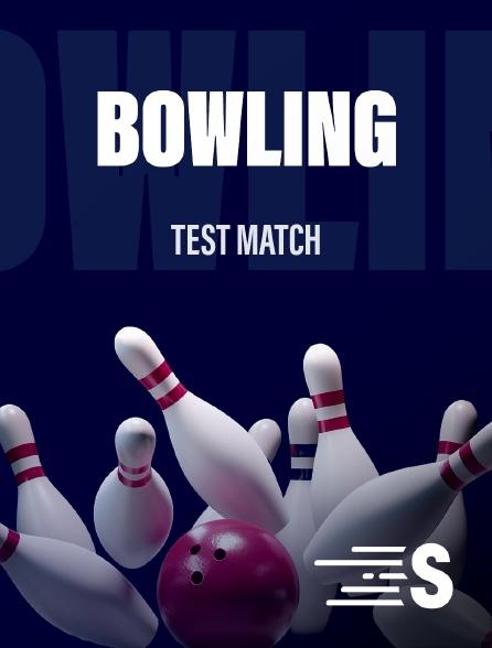 Sport en France - Bowling : Test match