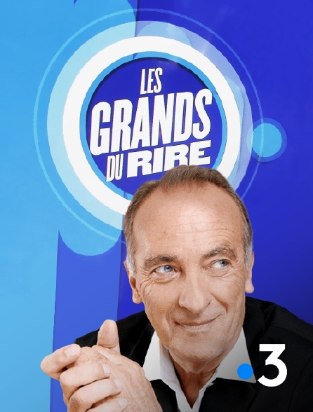 France 3 - Les grands du rire