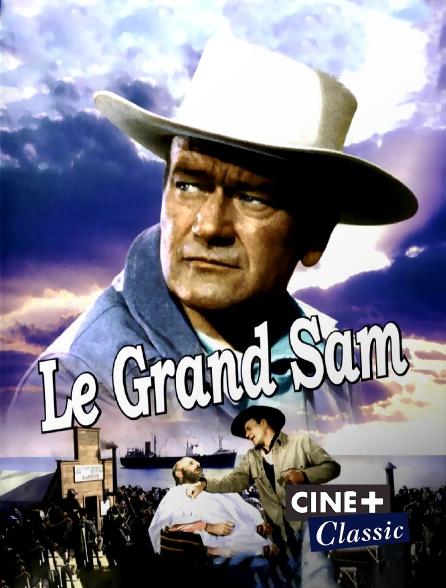 Ciné+ Classic - Le grand Sam