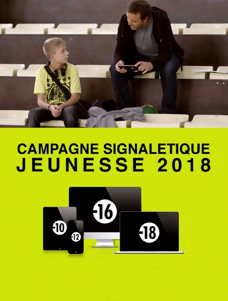 Campagne Signalétique jeunesse 2018