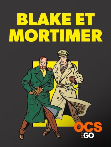 OCS Go - Blake et Mortimer