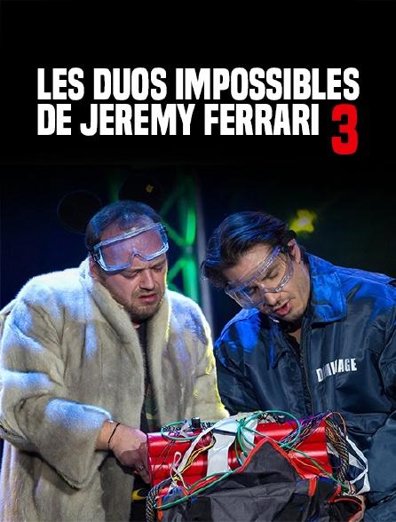 Les duos impossibles de Jérémy Ferrari 3