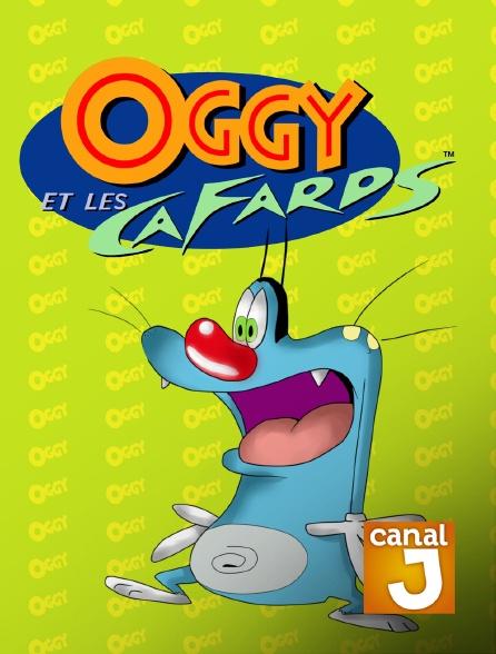 Canal J - Oggy et les cafards