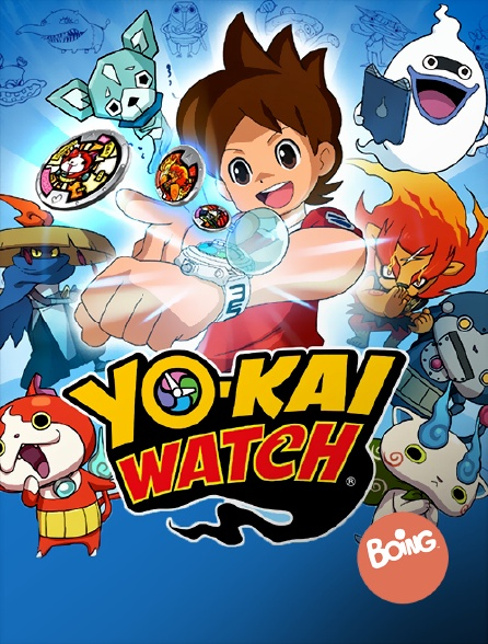 Boing - Yo-kai Watch