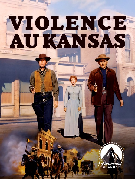 Paramount Channel - Violence au Kansas