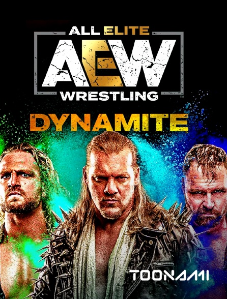 Toonami - All Elite Wrestling: Dynamite