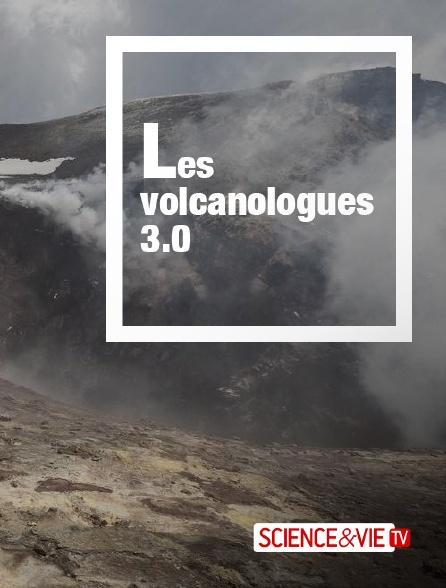 Science et Vie TV - Les volcanologues 3.0