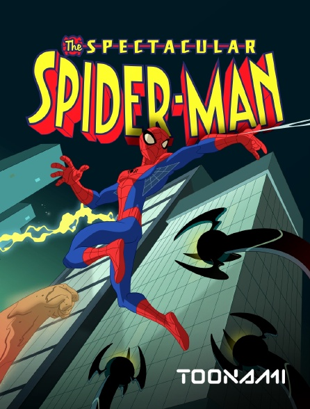 Toonami - The Spectacular Spider-Man