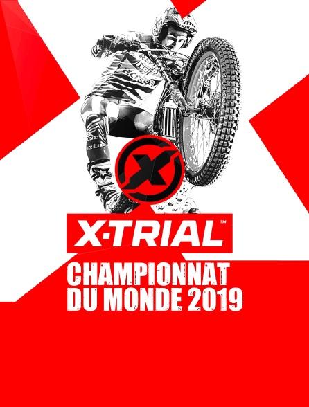 Championnat du monde de X-trial 2019