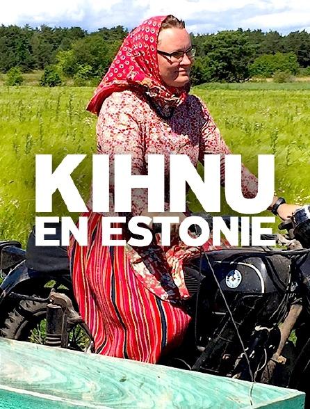 Kihnu en Estonie