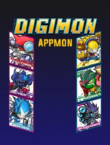 Digimon Appmon