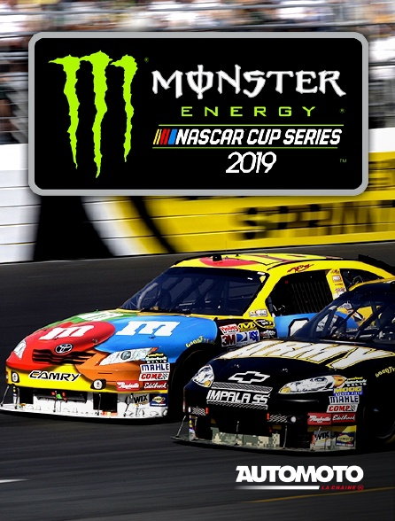 Automoto - Monster Energy NASCAR Cup series 2019 - courses