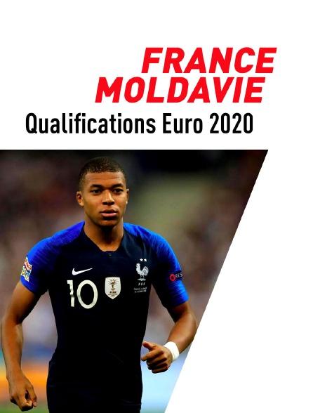 Football - Qualifications EURO 2020 : France / Moldavie