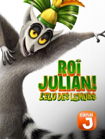 Canal J - Roi Julian ! L'élu des lémurs