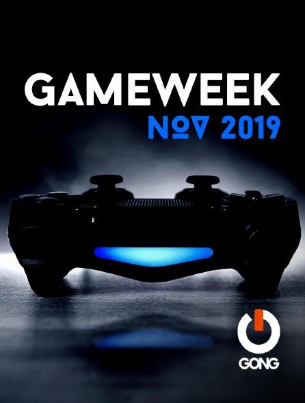 GONG - Gameweek Nov2019