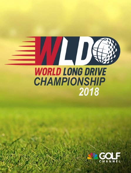 Golf Channel - World Long Drive Championship 2018
