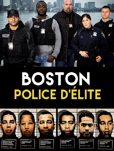 Boston, police d'élite
