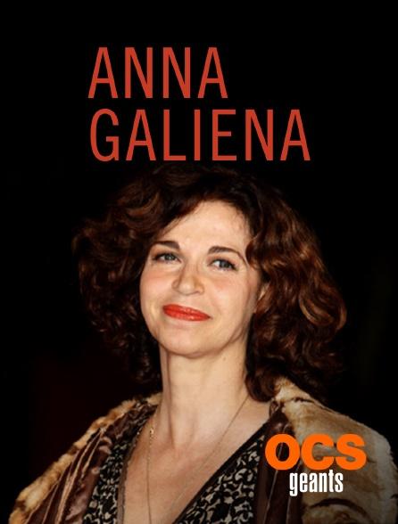 OCS Géants - Anna Galiena