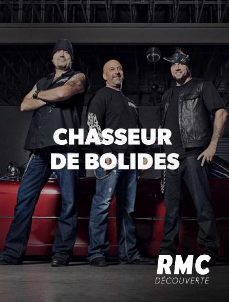 RMC Découverte - Chasseur de bolides