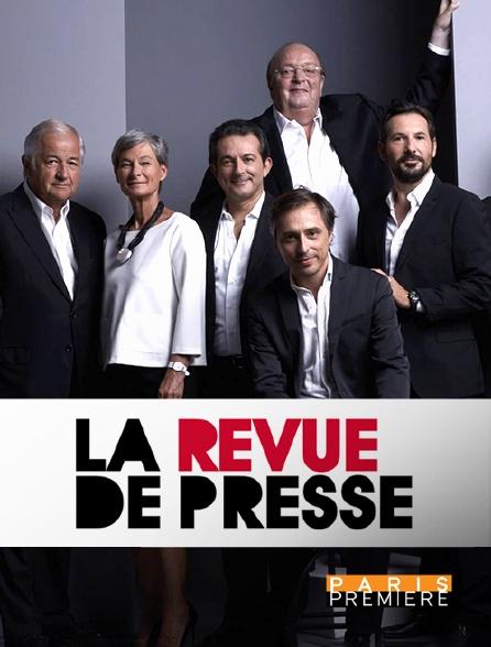 Paris Première - La revue de presse
