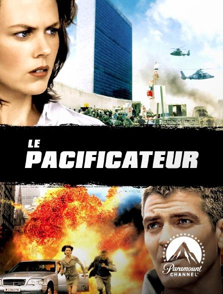 Paramount Channel - Le pacificateur