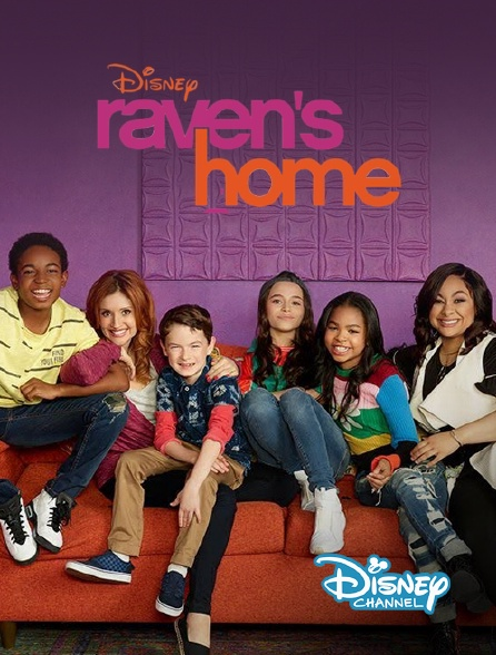 Disney Channel - Raven