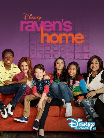 Disney Channel +1 - Raven