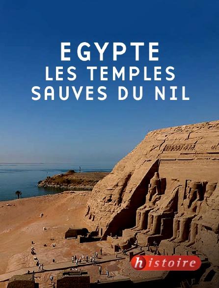 Histoire - Egypte : les temples sauvés du Nil