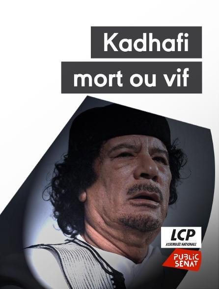 LCP Public Sénat - Kadhafi, mort ou vif