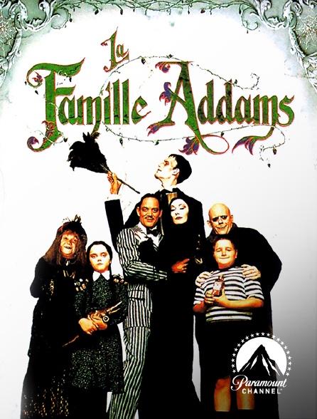 Paramount Channel - La famille Addams
