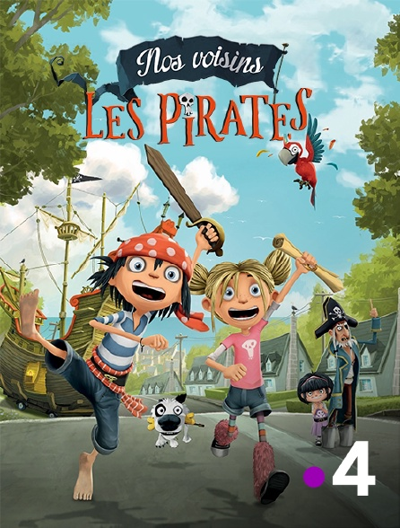 France 4 - Nos voisins les pirates
