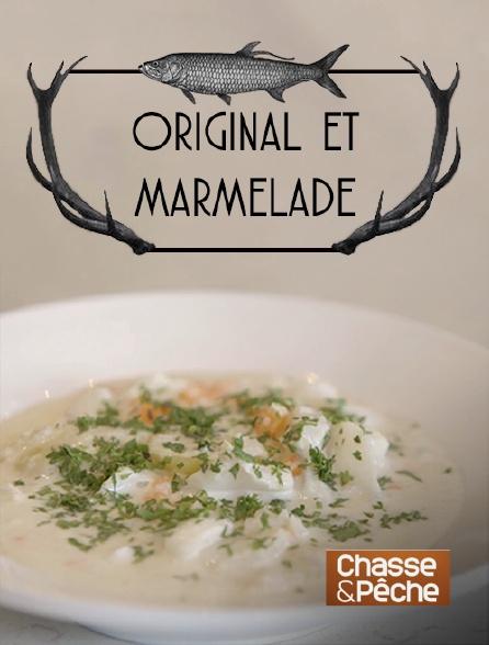 Chasse et pêche - Orignal & Marmelade