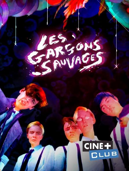 Ciné+ Club - Les garçons sauvages